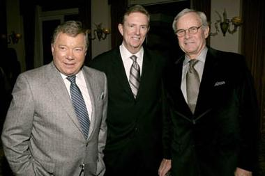 William Shatner, Tom Brokaw