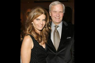 Maria Shriver, Tom Brokaw