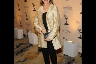 Valerie Harper arrives at the 20th Hall of Fame Induction Gala
