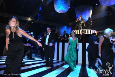 A general view at the Governors Ball during the Academy of Television Arts & Sciences 63rd Primetime Emmy Awards