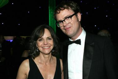 Sally Field, Rainn Wilson