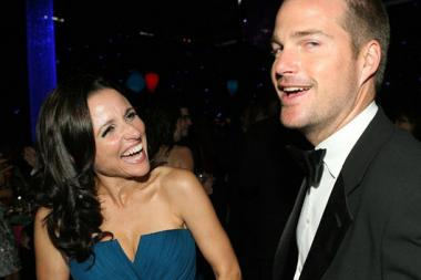 Julia Louis-Dreyfus, Chris O'Donnell