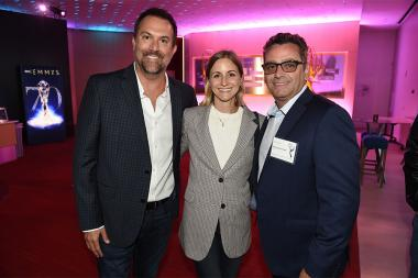 2018 Sound and Sound Editing Nominee Reception