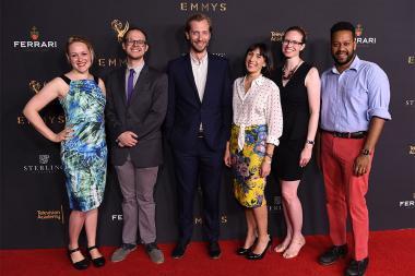 2017 Writers Nominee Reception
