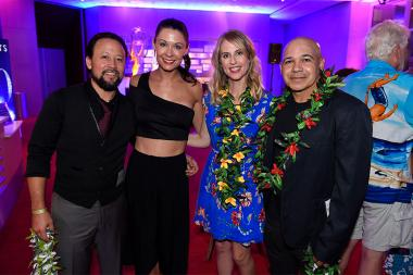 2018 Stunt Coordination Nominee Reception