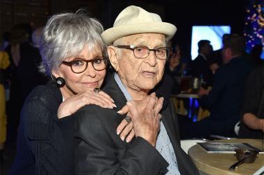 Rita Moreno, Norman Lear