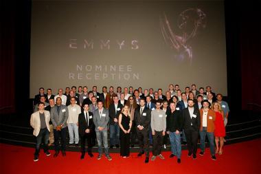 2017 Sound and Sound Editors Nominee Reception