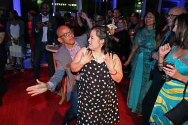 2017 Dynamic and Diverse Reception