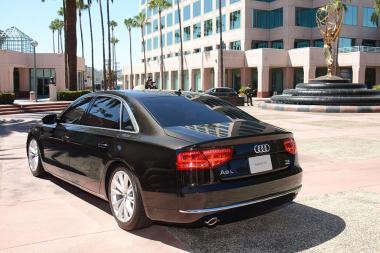 Primetime Emmy Awards sponsor Audi at the 66th Primetime Emmy Awards Governors Ball press preview.