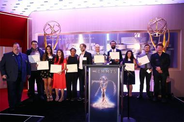 2018 Picture Editors Nominee Reception