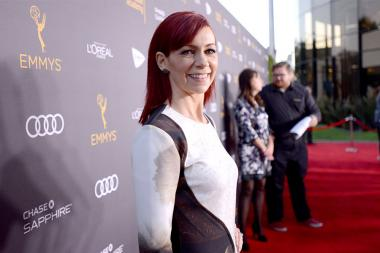 Carrie Preston at the Performers Nominee Reception, September 16, 2016 at the Pacific Design Center, West Hollywood, California.
