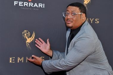 Cedric Yarbrough at the L.A. Area Emmy Awards presented at the Television Academy's Wolf Theatre at the Saban Media Center on Saturday, July 22, 2017, in North Hollywood, California.