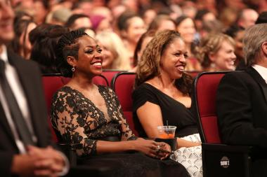 Tichina Arnold at the 2016 Creative Arts Emmys.