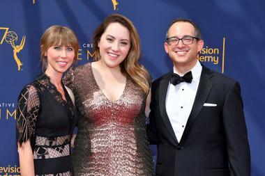 Meghan DeBoer, Kim Weisberg, and Richard Preuss