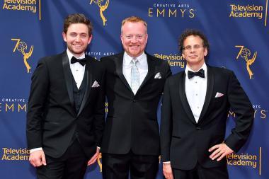 Steve Morden, James Yarnell and John Sparano