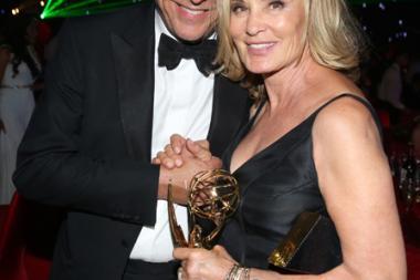 Danny Huston, Jessica Lange
