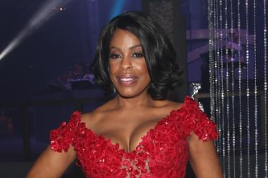 Niecy Nash at the 67th Emmys Governors Ball.