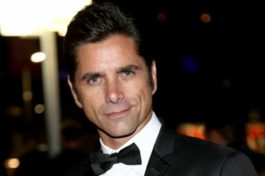 John Stamos at the 67th Emmys Governors Ball.