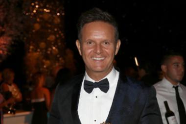 Mark Burnett at the 67th Emmys Governors Ball.