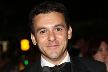Fred Savage at the 67th Emmys Governors Ball.