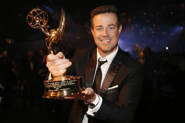 Carson Daly at the 68th Emmys Governors Ball.