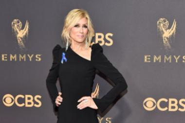 Judith Light on the red carpet at the 69th Primetime Emmy Awards