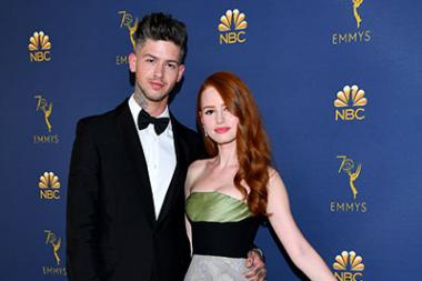 Travis Mills and Madelaine Petsch