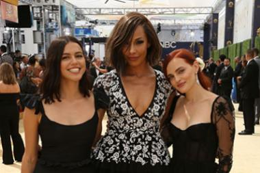 Nina Kiri, Amanda Brugel and Madeline Brewer