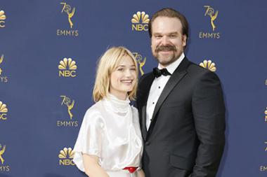 Alison Sudol, David Harbour