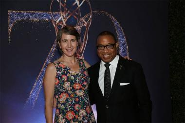 Television Academy, Chairman, CEO, Hayma Washington, Chief Financial Officer, EVP, Business Operations, Heather Cochran