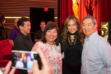 Carrie Ann Inaba, guests