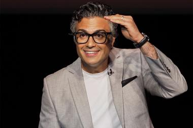 Jaime Camil at Story TV: Adventures in Hollywood, presented Tuesday, June 13, 2017 at the Television Academy's Wolf Theatre at the Saban Media Center in North Hollywood, California.