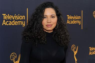 Jurnee Smollett-Bell at WORDS + MUSIC, presented Thursday, June 29, 2017 at the Television Academy's Wolf Theatre at the Saban Media Center in North Hollywood, California.