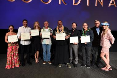 2018 Stunt Coordination Nominee Reception
