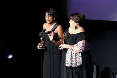 Pat Harvey, Nicolette Medina, CBS2, KCAL9, outstanding news feature reporting