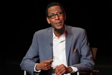 Ron Cephas Jones at Story TV: Adventures in Hollywood, presented Tuesday, June 13, 2017 at the Television Academy's Wolf Theatre at the Saban Media Center in North Hollywood, California.