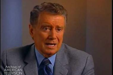 Embedded thumbnail for Regis Philbin on hosting Who Wants to be a Millionaire?