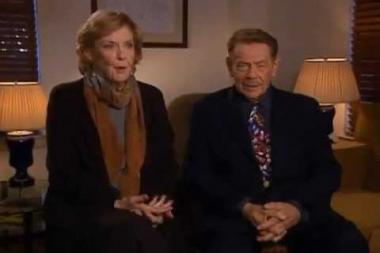 Embedded thumbnail for Jerry Stiller and Anne Meara on how they became a comedy team