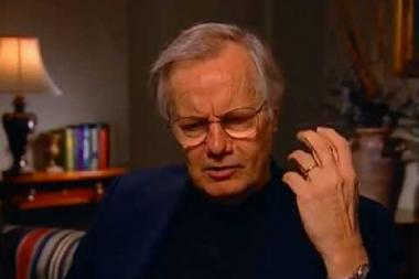 "Embedded thumbnail for Bill Moyers on becoming publisher of the newspaper ""Newsday"""