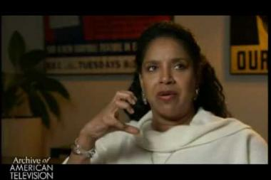 Embedded thumbnail for Phylicia Rashad on her advice to aspiring actors