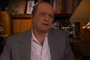 Embedded thumbnail for Bob Newhart on meeting Jack Benny and Benny's favorite Newhart routine