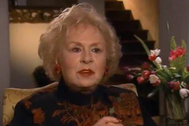 Embedded thumbnail for Doris Roberts on how she came to be cast on Remington Steele