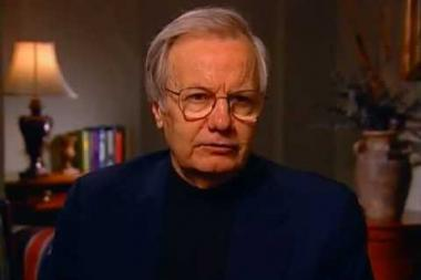 Embedded thumbnail for Bill Moyers on getting approached by National Educational Television in NY (WNET) to host a show - what would become Bill Moyers' Journal