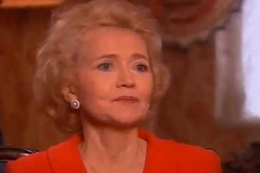 Embedded thumbnail for Agnes Nixon on the then-recent (1997) introduction of a gay character on All My Children