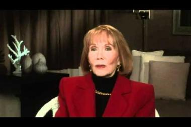 """Embedded thumbnail for Katherine Helmond on teaching a life lesson through laughter; and what her character """"Mona"""" represented to women who had lost a husband, and could still find a new way of living"""