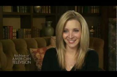 Embedded thumbnail for Lisa Kudrow onher proudest professional achievement withWeb Therapy