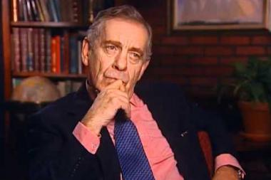 Embedded thumbnail for Morley Safer on the Lenell Geter story and helping to save a man's life