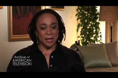 Embedded thumbnail for S. Epatha Merkerson on working with puppets on Pee-Wee's Playhouse