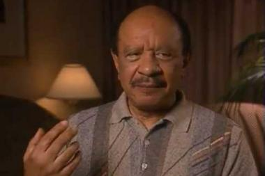 Embedded thumbnail for Sherman Hemsley on how The Jeffersons worked as a sitcom