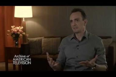 "Embedded thumbnail for Hank Azaria on playing ""Mitch Albom"" in Tuesdays with Morrie, co-starring Jack Lemmon"